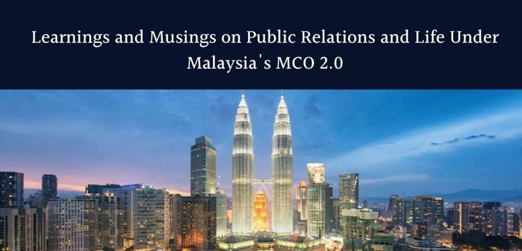 PR under Malaysia's MCO 2.0 - PRecious Communications