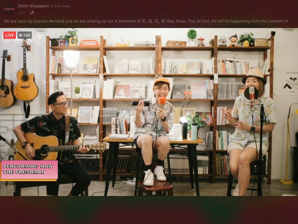 Digital Shilin Singapore - PRecious Communications