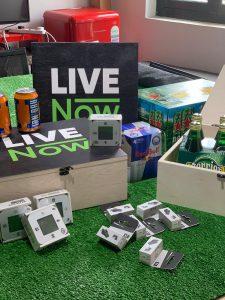 LiveNow Football Survival Kit - PRecious Communications