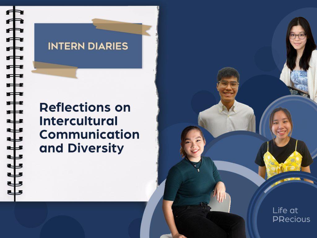 PRecious Intern Diaries: May 2021
