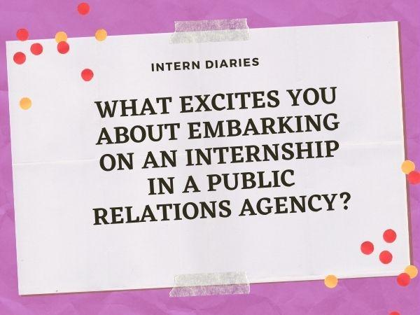 PR Internship - PRecious Communications