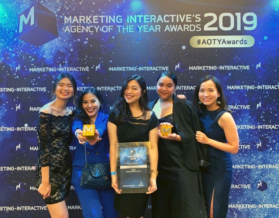 The PRecious Communications' Indonesia Team are stoked to win multiple awards at the inaugural Indonesia Agency of the Year Awards 2019