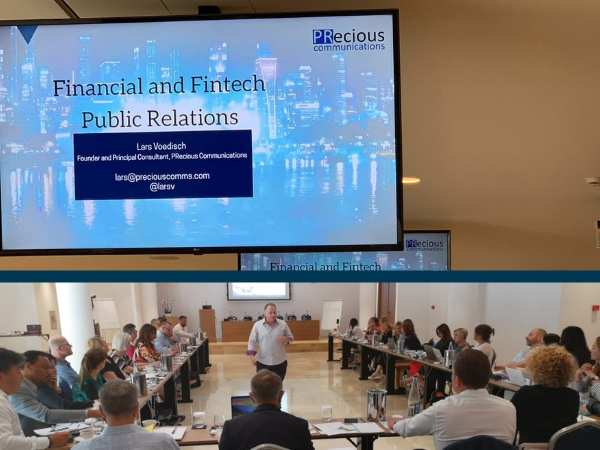 The financial industry needs to harness technology, foster innovation, partner with Fintech startups and transform itself while maintaining trust.