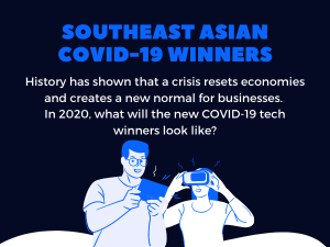 History has shown that a crisis resets economies and creates a new normal for businesses. In 2020, what will the new COVID-19 tech winners look like?